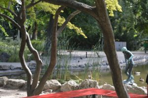 Margaret Island Budapest Japanese Garden