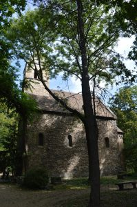 Margaret Island Budapest Saint Michaels Chapel