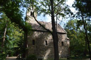 Margaret Island Budapest Premonstratensian Church
