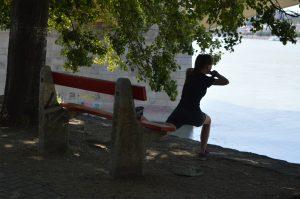 Margaret Island Budapest Running Track Runner